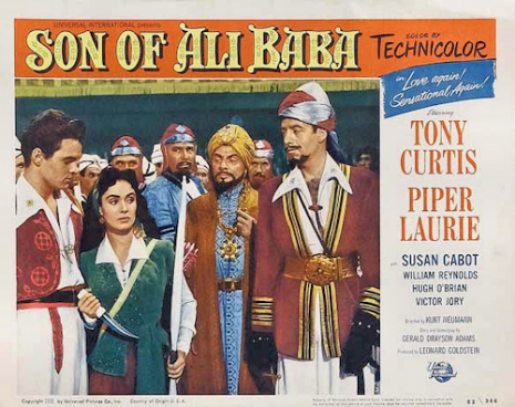 Son of Ali Baba (1952)