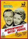 Appointment With Venus 1951 DVD - David Niven / Glynis Johns