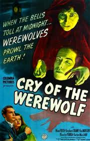 Cry of the Werewolf 1944 DVD - Nina Foch / Stephen Crane
