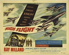 High Flight 1957 DVD - Ray Milland / Bernard Lee