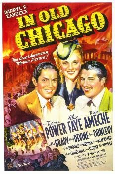 In Old Chicago 1937 DVD - Tyrone Power / Alice Faye