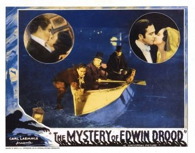 Mystery of Edwin Drood 1935 DVD - Claude Rains / Douglass Montgomery