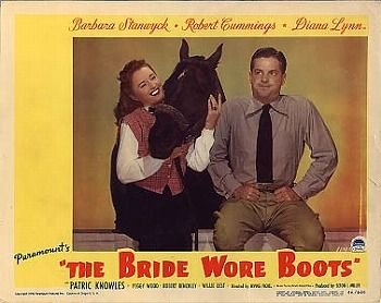 the bride wore boots 1946 dvd
