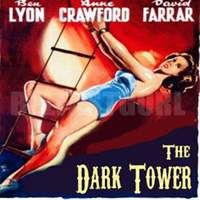 The Dark Tower 1943 DVD - Ben Lyon / Anne Crawford