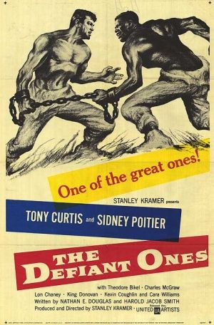 The Defiant Ones 1958 DVD - Tony Curtis / Sidney Poitier