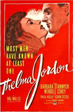 The File on Thelma Jordon 1950 DVD - Barbara Stanwyck / Wendell Corey