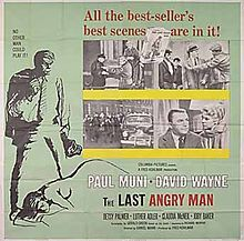 The Last Angry Man 1959 DVD - Paul Muni / David Wayne